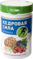 """Продукт белково-витаминный """"Кедровая сила - """"Активная"""""""