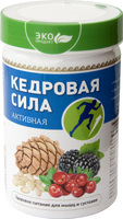 """Продукт белково-витаминный """"Кедровая сила - Активная"""""""