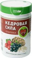 """Продукт белково-витаминный """"Кедровая сила - Сердечная"""""""