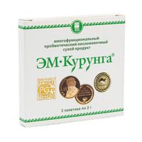 """Продукт метабиотический """"ЭМ-Курунга"""", порошок"""