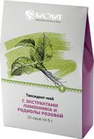 Токсидонт-май с экстрактами лимонника и родиолы розовой