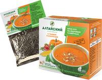 """Крем-суп """"Алтайский"""" с тыквой и кукурузой"""