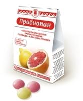 """Конфеты обогащенные пробиотические """"Пробиопан"""""""