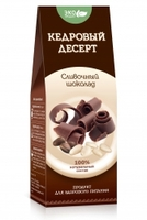 """Кедровый десерт """"Сливочный шоколад"""""""